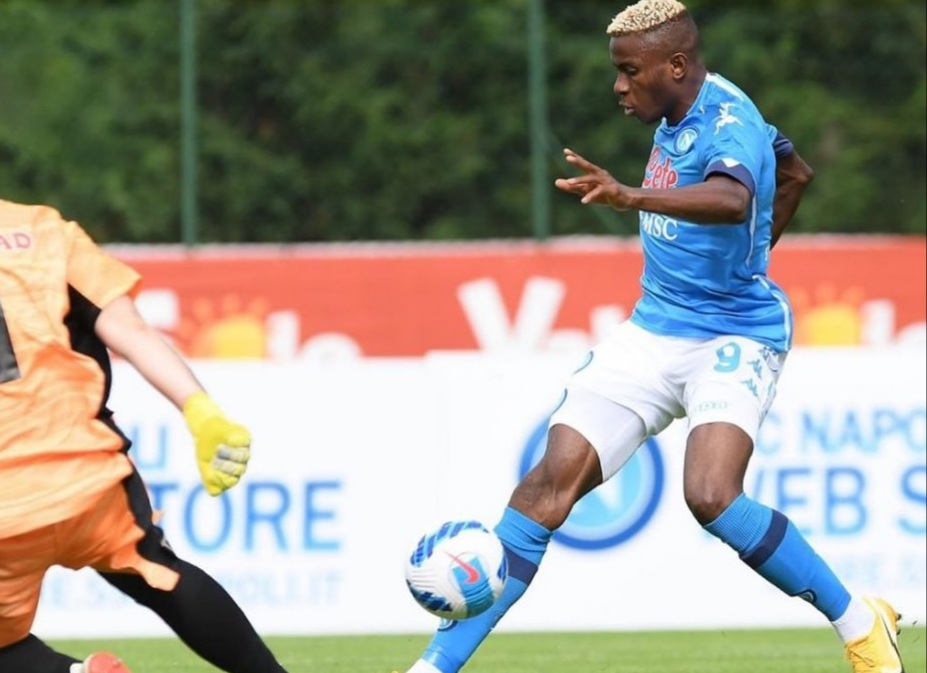 Victor Osimhen Signals Better Impact With Four Goals For Napoli