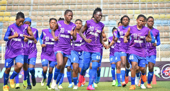Rivers Angels' Coach Hails Players' Performance Against Hassacas