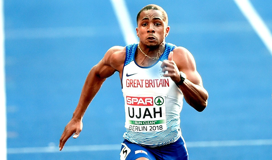 CJ Ujah Picks Positives From COVID-19 Disruptions To Tokyo Olympics