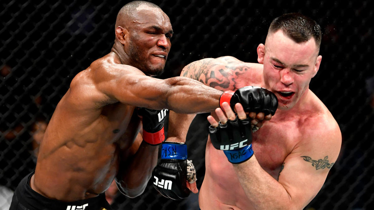 Kamaru Usman Receives Hint Of Imminent Rematch With Covington