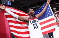 Bam Adebayo Features In USA's Olympic Games' Basketball Triumph