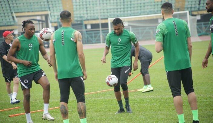 Iwobi, Etebo, Iheanacho Defy COVID-19 For Eagles' Camp, Akpoguma Out
