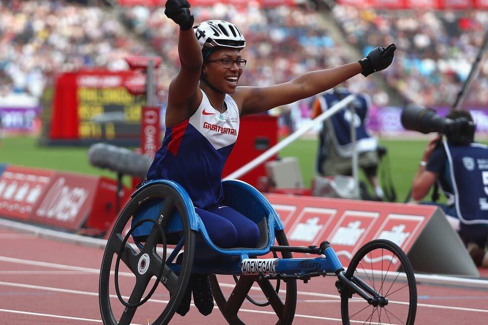 Kare Adenegan Wins Silver For Britain At Paralympic Games In Tokyo