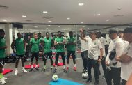Qatar 2022 Race: 11 Super Eagles In Gym Session As 17 Others Expected By Monday Evening