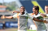 Okereke Hands Venezia First Serie A victory in Two Decades