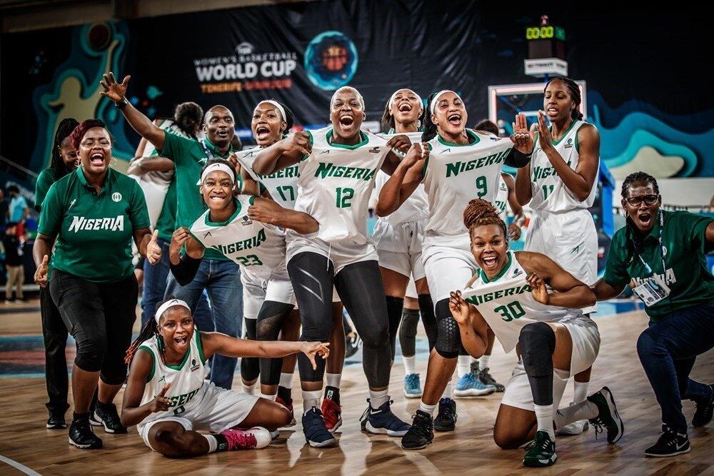 D'Tigress Land In Yaounde For Afrobasket Defence