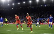 Europa League: Victor Osimhen Hits Napoli Double To Deny Leicester, Ndidi Sees Red