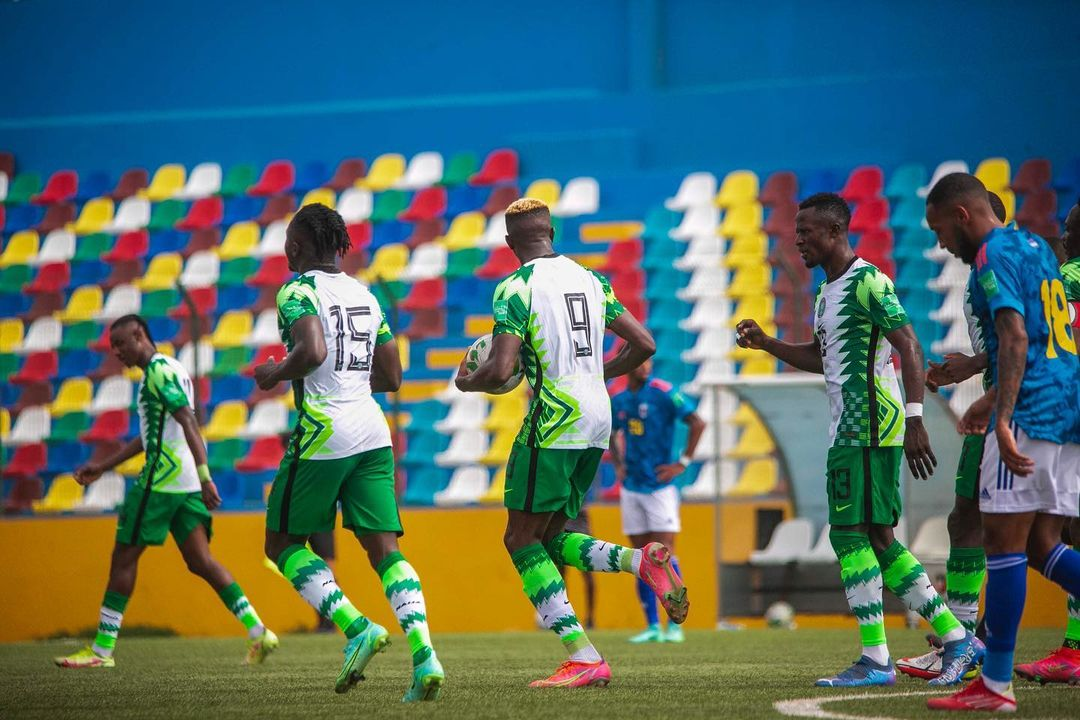 Qatar 2022 WCQ: Nigeria Edge Cape Verde, Stay Atop Group C