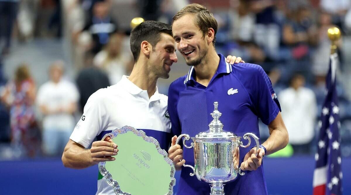 Medvedev Stuns Djokovic To Win Maiden Grand Slam