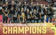 D'Tigress Get Plaudits From Sports Minister Over Afrobasket Conquest