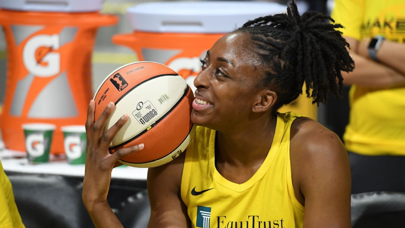 Ogwumike Named Among WNBA's Best 25 Players Since Inception