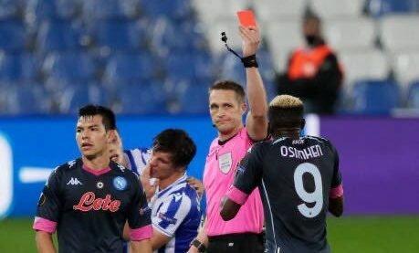 Victor Osimhen's Reduced Suspension Excites Napoli Striker's Agent