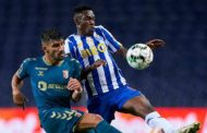 Zaidu Sanusi Starts 0-0 Draw With Atletico Madrid In Champions League