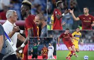 Tammy Abraham's €6m Wage Bill Unsettle His Teammates At Roma
