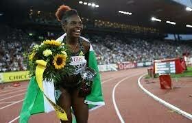 Amusan: Tokyo Olympics Setback Spurred Me To Diamond League Glory